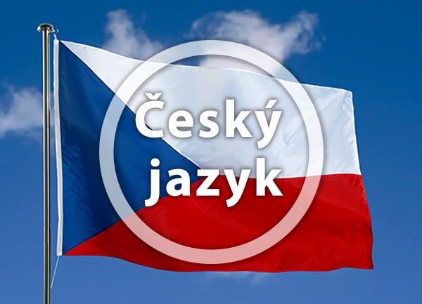 Český jazyk A2, cestina B1